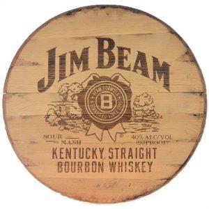 Bourbon Barrel Top